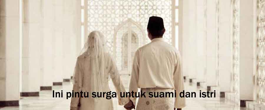 Hasil gambar untuk suami istri muslim