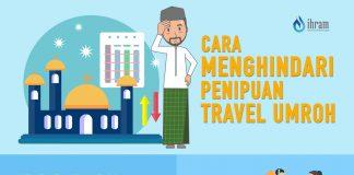 Tips terhindar dari penipuan travel umroh